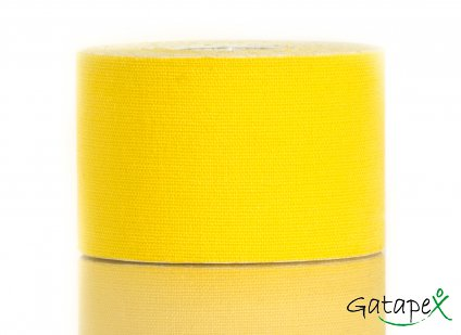 Physiotape gelb