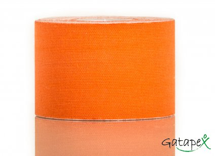 Physiotape orange