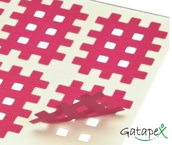 Akupunkturpflaster pink